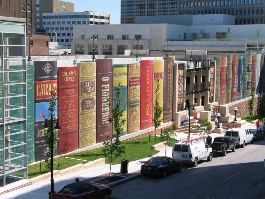 Architecture Around the World - Kansas City Library